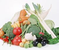 野菜は契約農家さんから